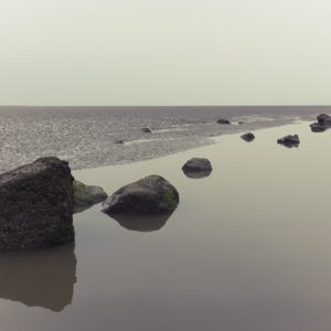 Meditating on The Bay - Photograph