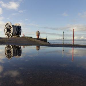 Harbour Reflections - Digital Photograph