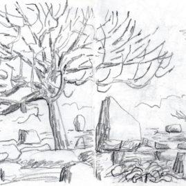 Sketchbooks and Studies