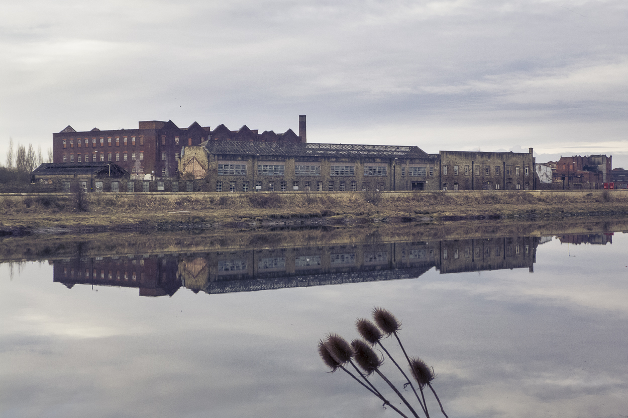 Farewell Old Mills on the Lune - Photograph