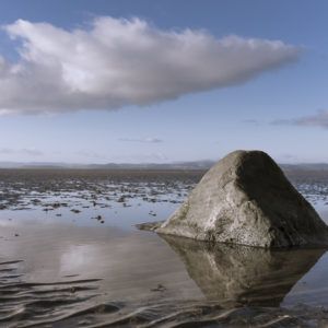 One Rock - Photograph