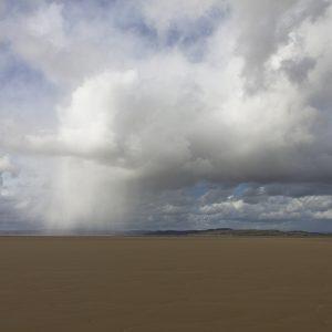 Hailstorm - Photograph