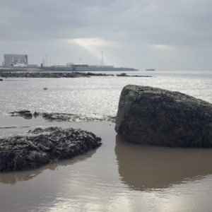 Half Moon Bay 1 - Digital Photograph