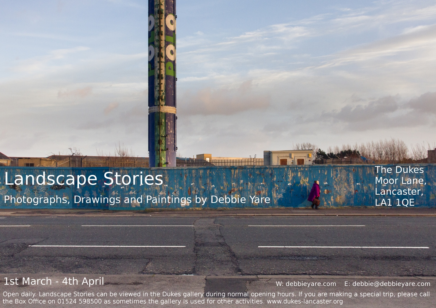 Landscape Stories - Exhibition Poster