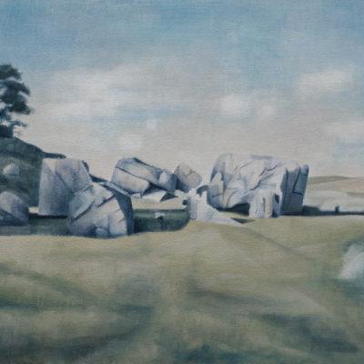 Still Life, Oil on Canvas, 32x42cm